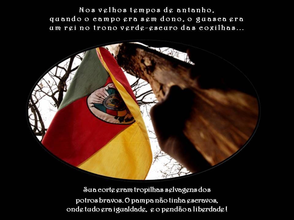 Orgulho Farroupilha Quem foi Bento Gonçalves.Quem foi David Canabarro.