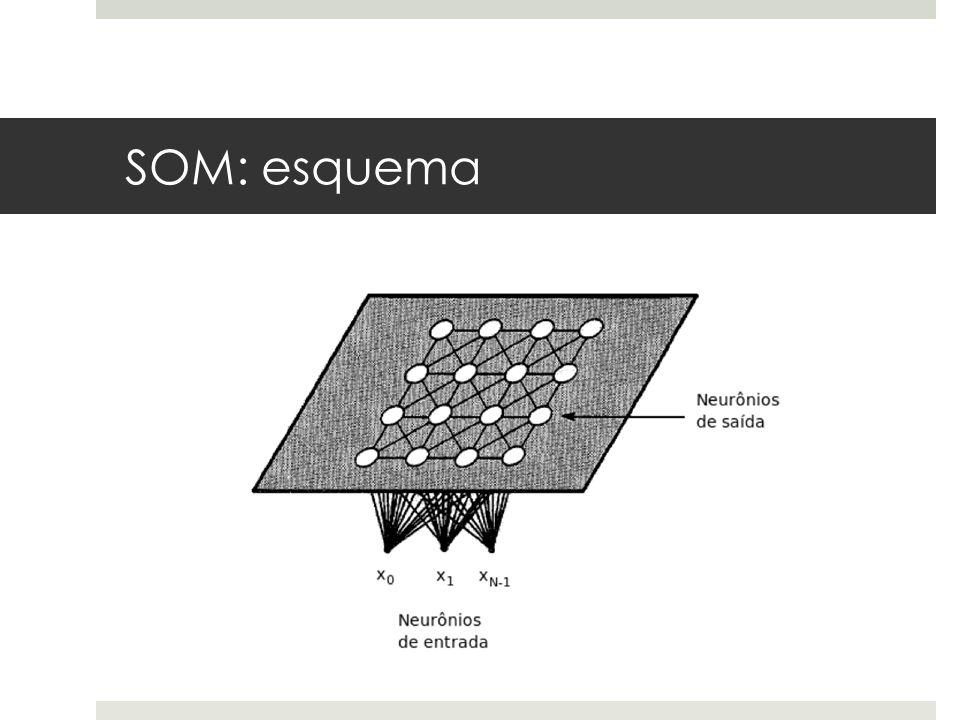 SOM: esquema