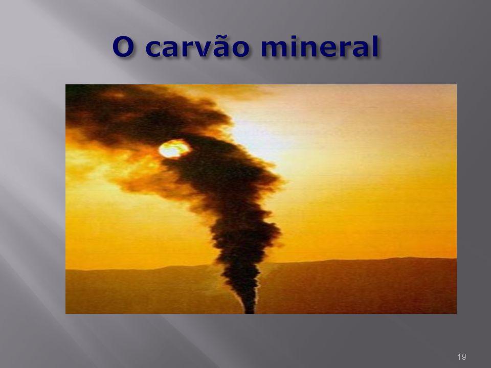 O carvão vegetal é obtido a partir da queima ou carbonização de madeira, após esse processo resulta em uma substância negra. No cotidiano o carvão v