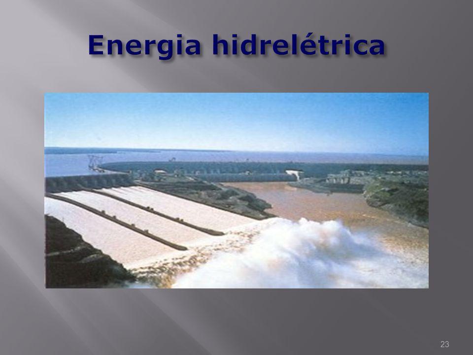  A energia nuclear é uma espécie alternativa de energia gerada a partir de usinas nucleares, onde a fissão do átomo é realizada. 22
