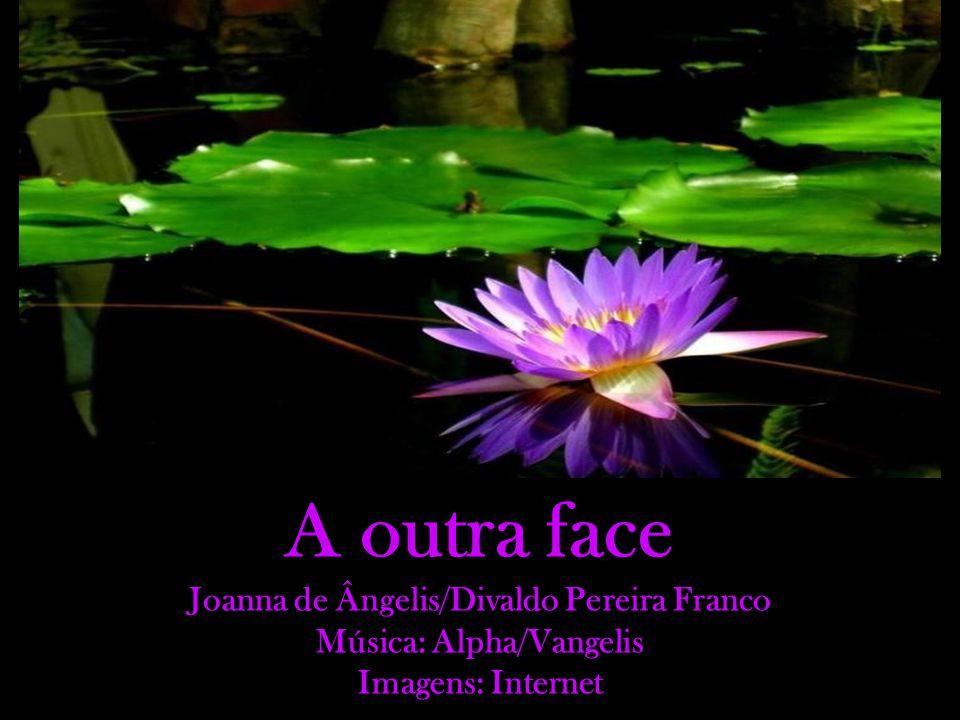 A outra face Joanna de Ângelis/Divaldo Pereira Franco Música: Alpha/Vangelis Imagens: Internet