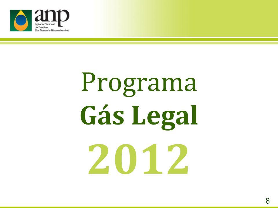 8 Programa Gás Legal 2012