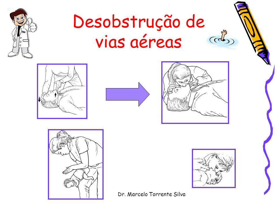 Dr. Marcelo Torrente Silva Desobstrução de vias aéreas
