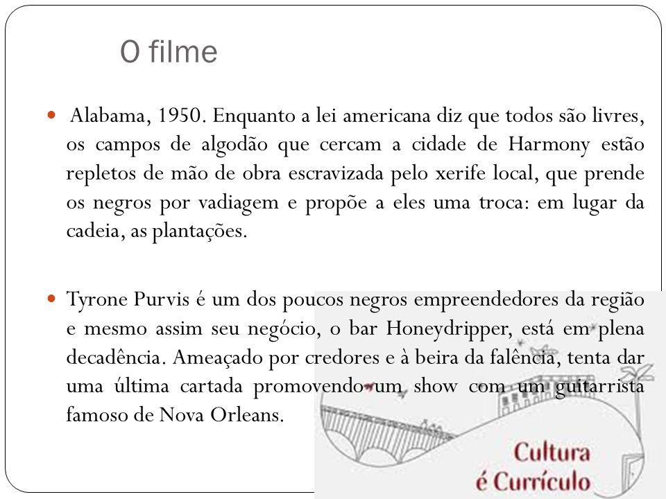 O filme  Alabama, 1950.