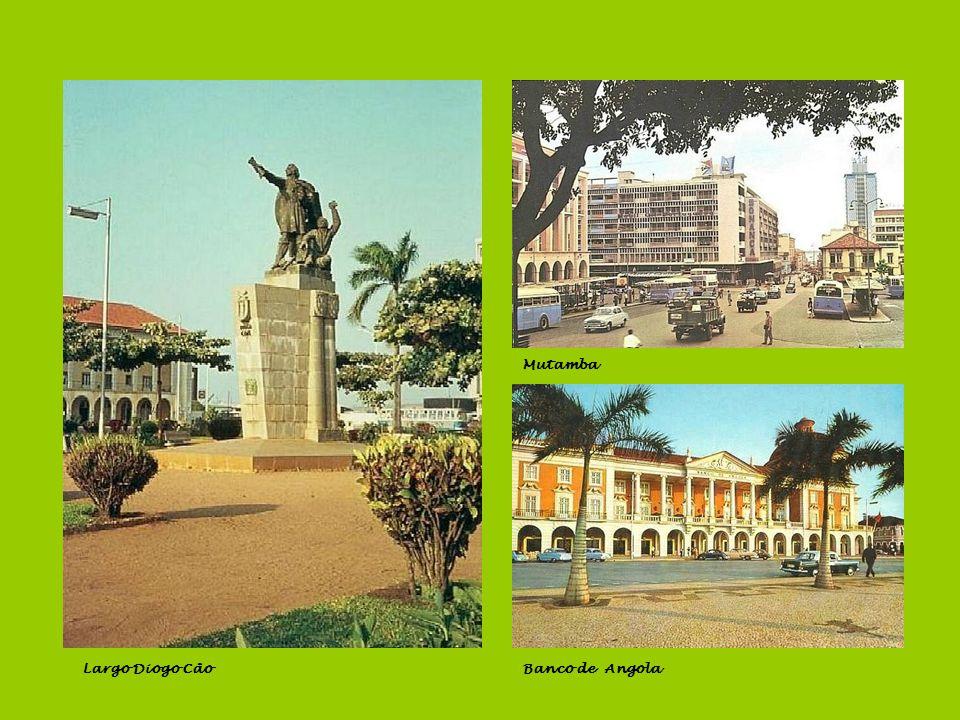 Largo Diogo Cão Mutamba Banco de Angola