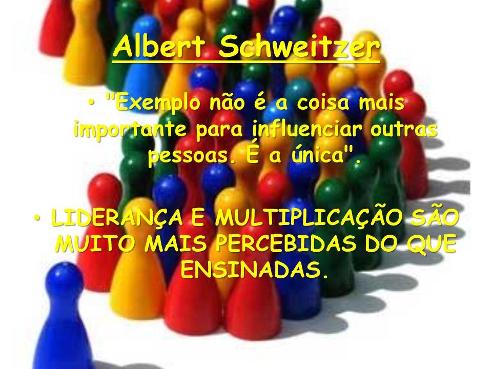 Albert Schweitzer •
