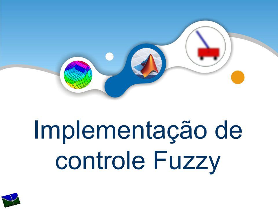 Implementação de controle Fuzzy