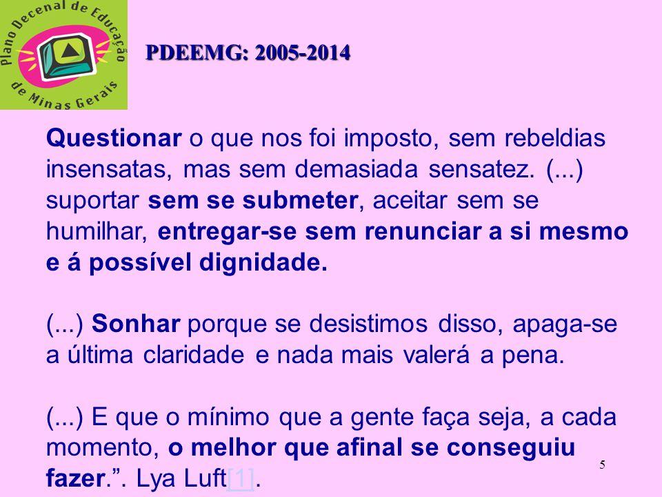 35 4.MECANISMOS DE ACOMPANHAMENTO E AVALIAÇÃO. 5.