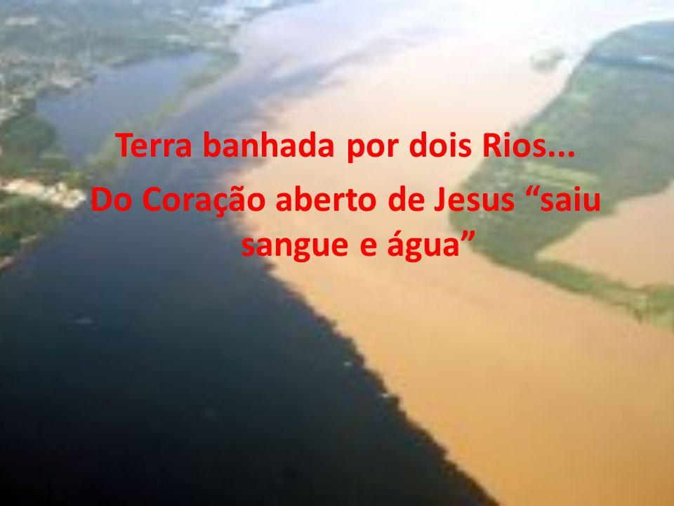 Coração e Cruz Encarnação e Páscoa Constituem o cerne do mistério de Cristo e se concretizam no amor e no serviço.