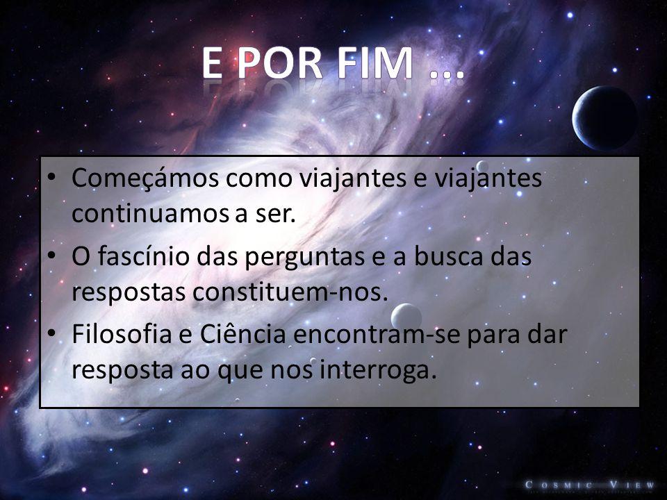 Carl Sagan foi um astrofísico que procurou responder às perguntas como: Quem somos.