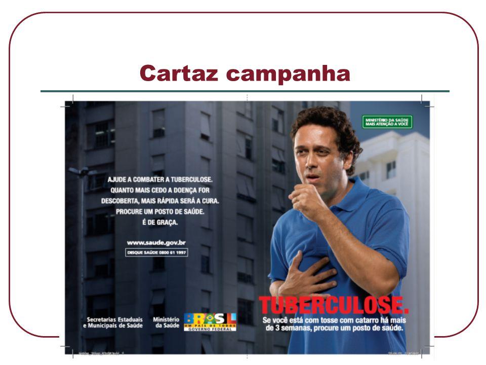 Cartaz campanha