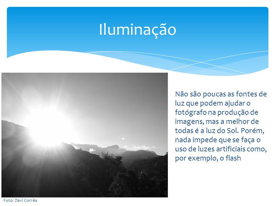Não são poucas as fontes de luz que podem ajudar o fotógrafo na produção de imagens, mas a melhor de todas é a luz do Sol. Porém, nada impede que se f