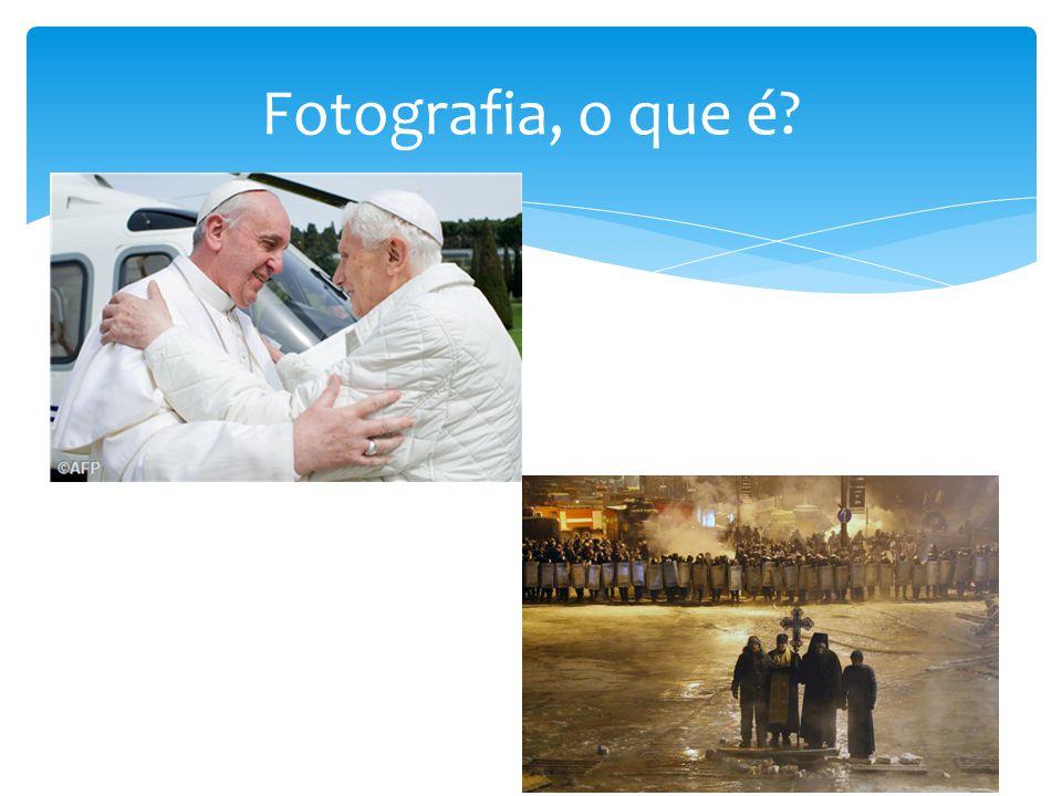 Fotografia, o que é?