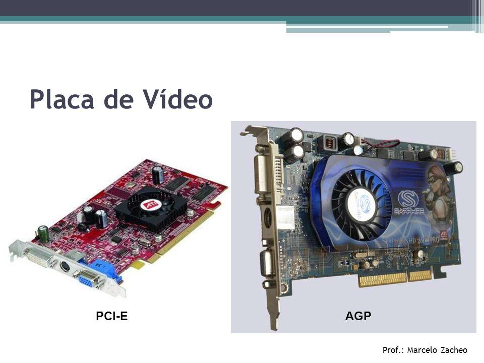 Placa de Vídeo AGPPCI-E