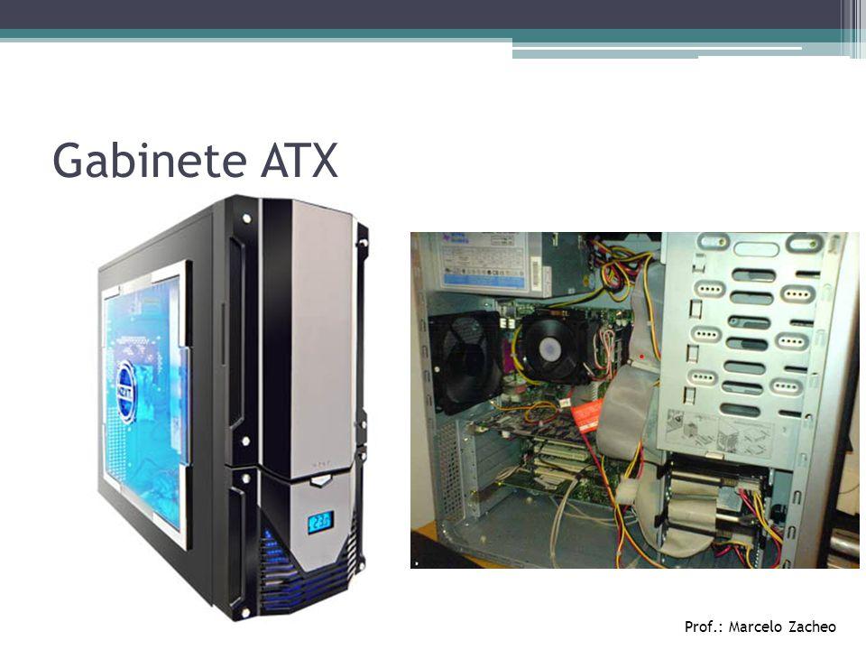 Gabinete ATX Prof.: Marcelo Zacheo