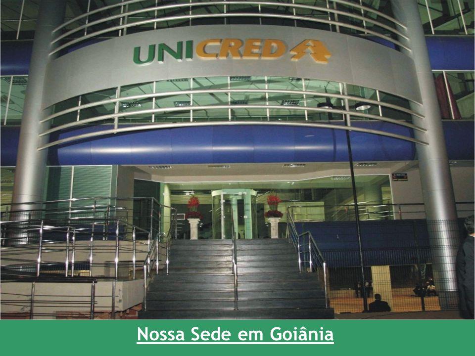 Nossa Sede em Goiânia