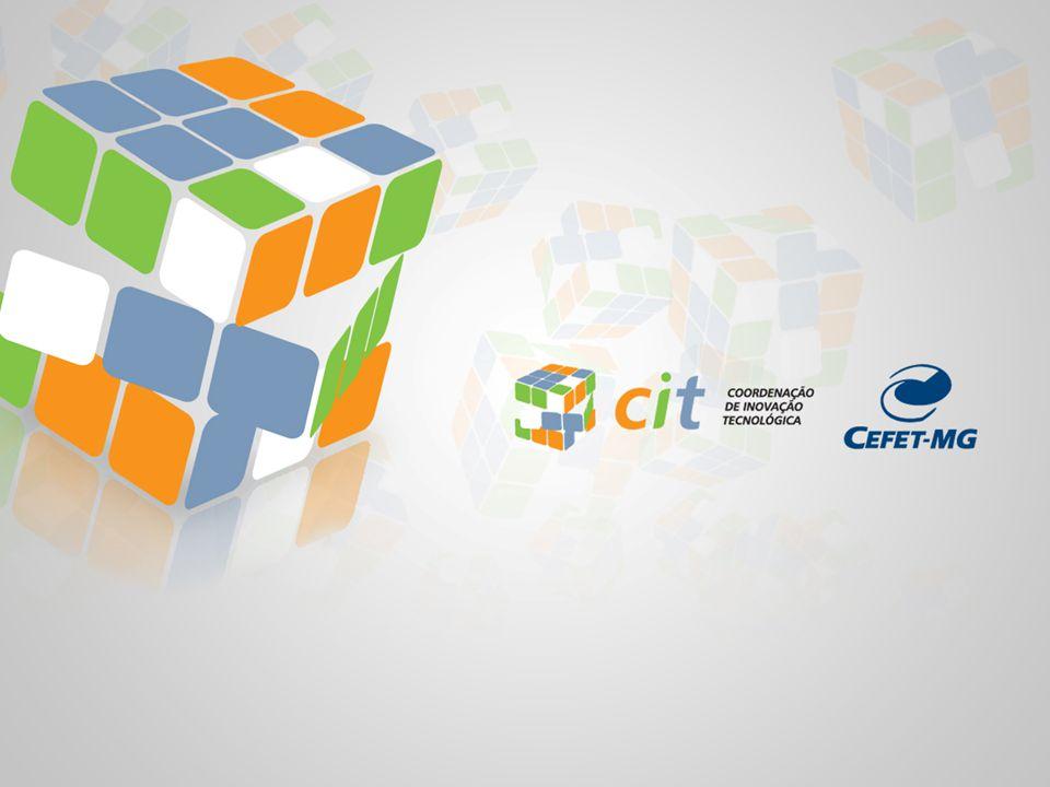 A Coordenação Geral de Inovação Tecnológica e Propriedade Intelectual – CIT do CEFET-MG foi criada em 2007 para zelar pela política de Inovação e PI do CEFET-MG.