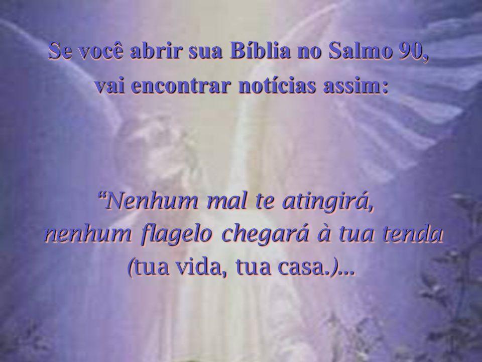 ...o Senhor ainda providencia o envio dos Seus anjos para nos guardarem, protegerem, guiarem. Não é maravilhoso?...o Senhor ainda providencia o envio