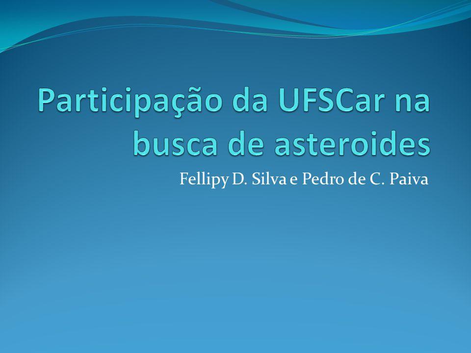 Sobre o IASC  International Astronomical Search Collaboration (IASC)  Fundado no segundo semestre de 2006  9 campanhas anuais de observação  45 a 60 dias por campanha  240 escolas