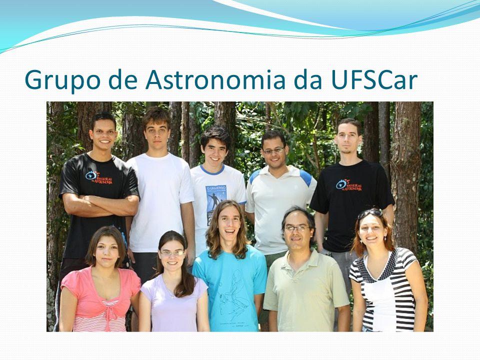 Grupo de Astronomia da UFSCar