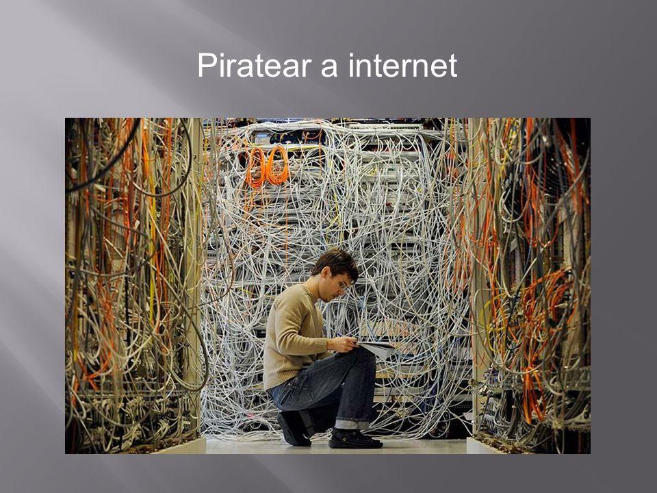 Piratear a internet