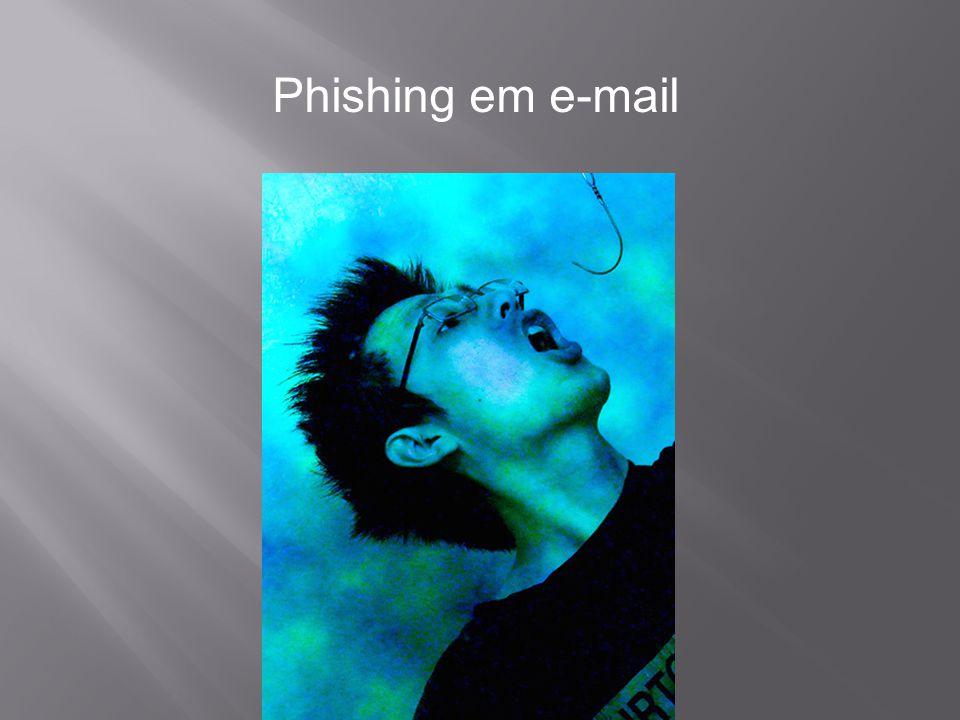 Phishing em e-mail