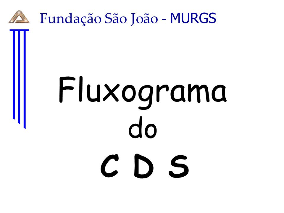 Fluxograma do C D S
