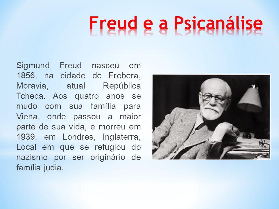Freud se formou em medicina, e foi o contato com seus pacientes que suscitou seu interesse em estudar manifestações de desiquilíbrio psicológicos.