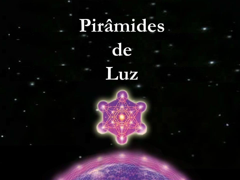 Enoch me disse que quando os centros de luz de Melquizedec fossem construídos neste planeta, três 'facetas científicas' de Luz seriam dadas à humanidade.