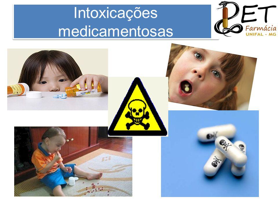 Intoxicações medicamentosas