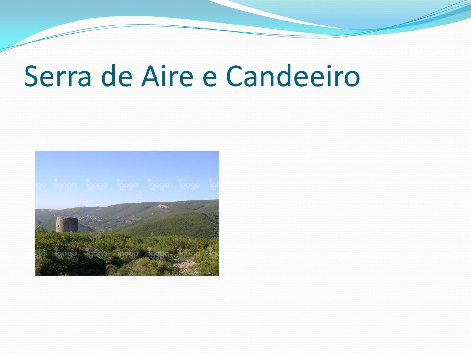 Serra de Aire e Candeeiro