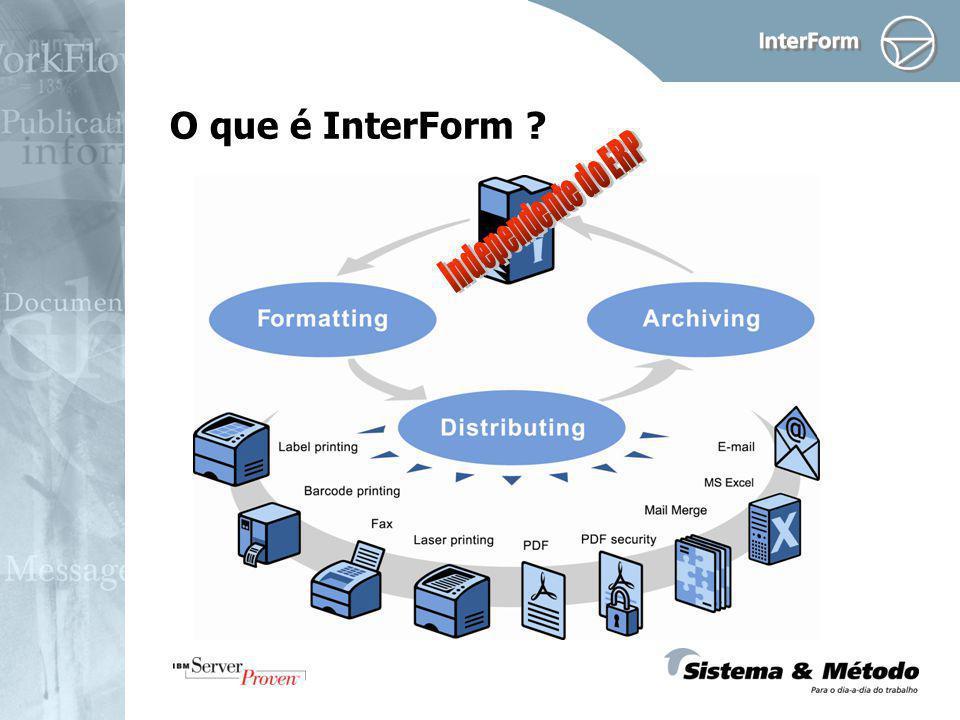 O que é InterForm ?