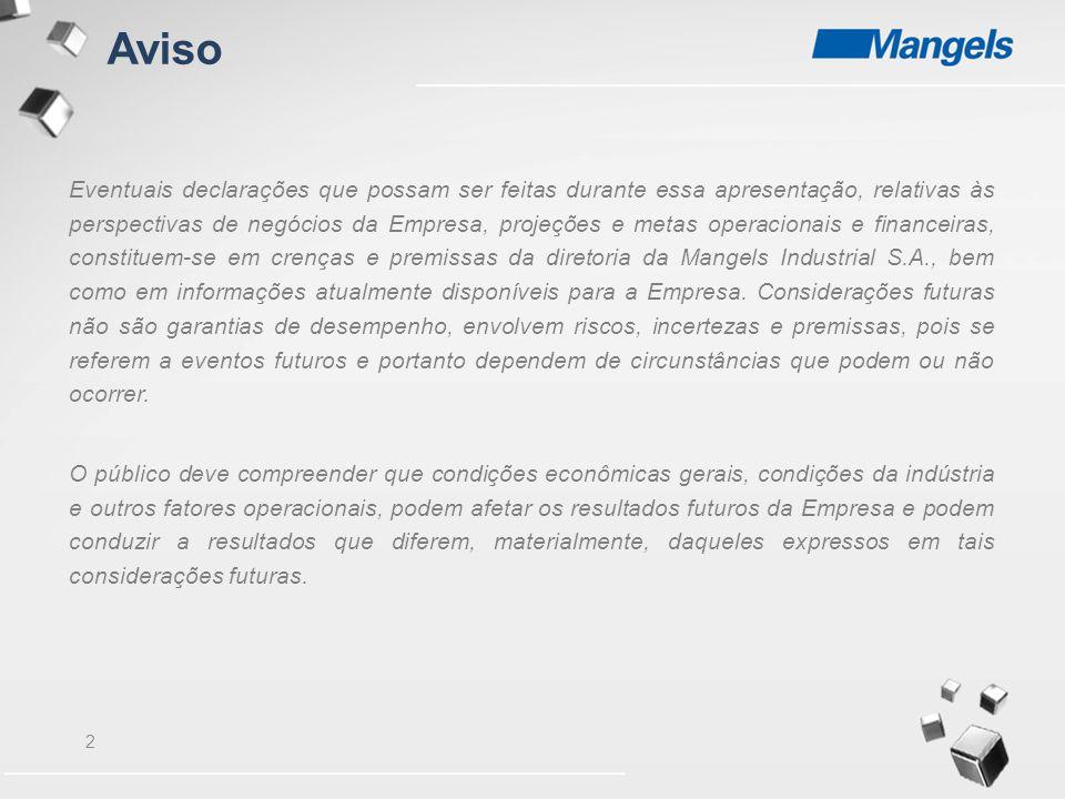 43  Nova área para estoque de Bobinas Investimentos 2010