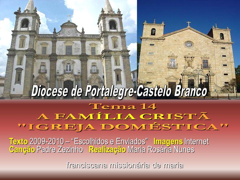Siglas usadas neste documento: LG = Lumen Gentium LG = Lumen Gentium (Constituição Dogmática sobre a Igreja, do II Concílio do Vaticano) FC = Familiar