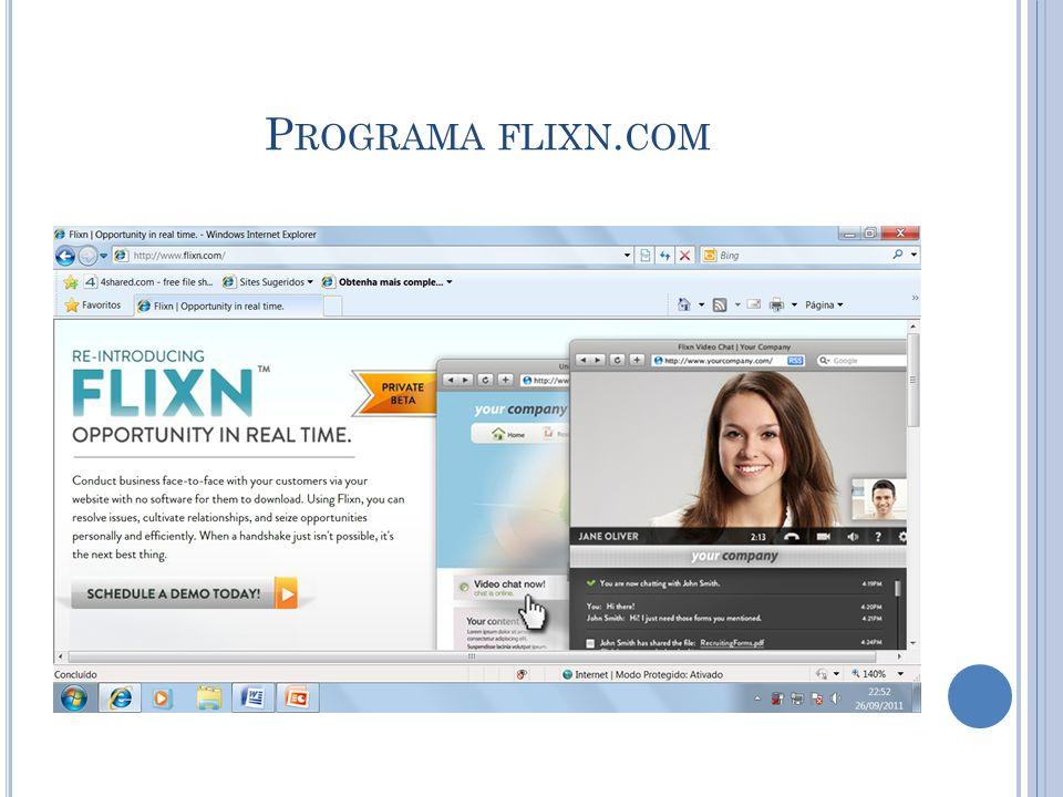 P ROGRAMA FLIXN. COM