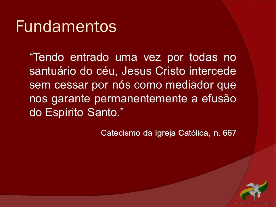 """Fundamentos """"Tendo entrado uma vez por todas no santuário do céu, Jesus Cristo intercede sem cessar por nós como mediador que nos garante permanenteme"""