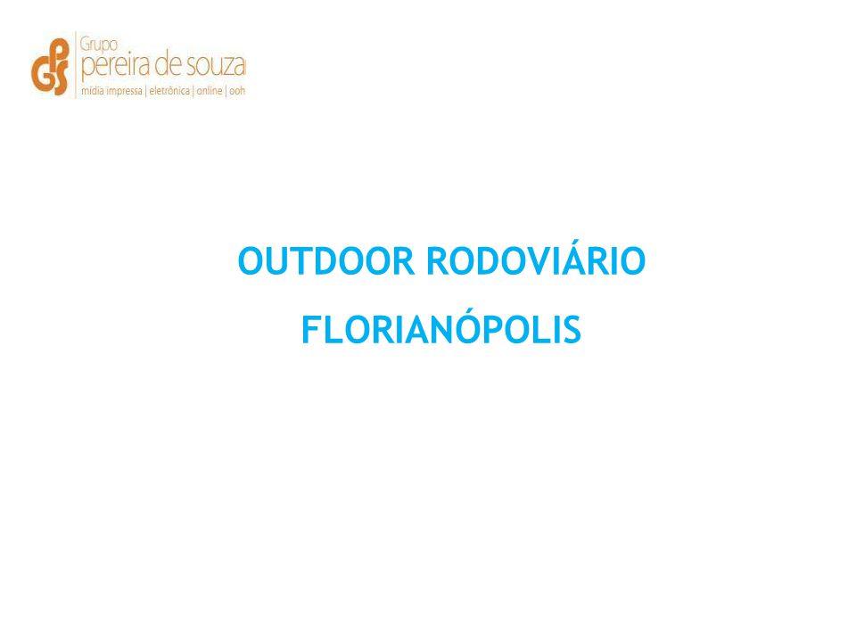 OUTDOOR RODOVIÁRIO FLORIANÓPOLIS