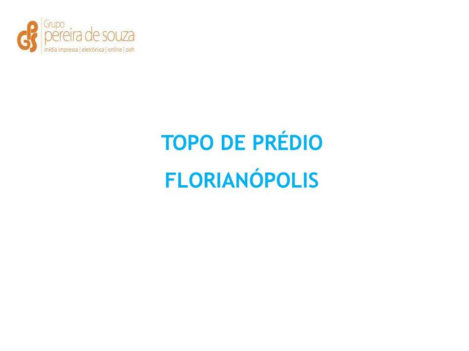 TOPO DE PRÉDIO FLORIANÓPOLIS
