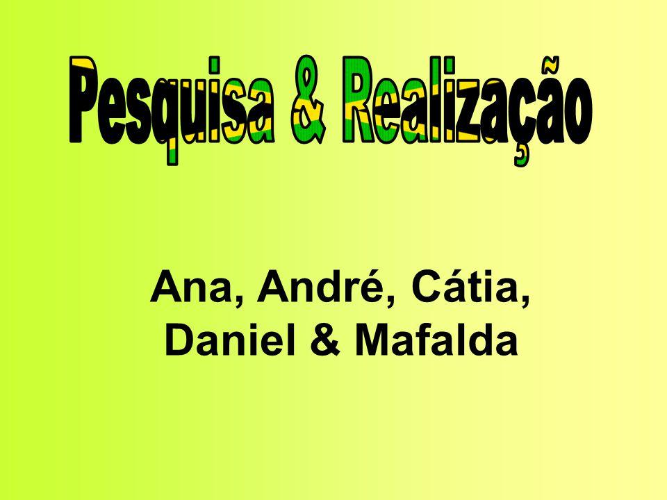 Ana, André, Cátia, Daniel & Mafalda