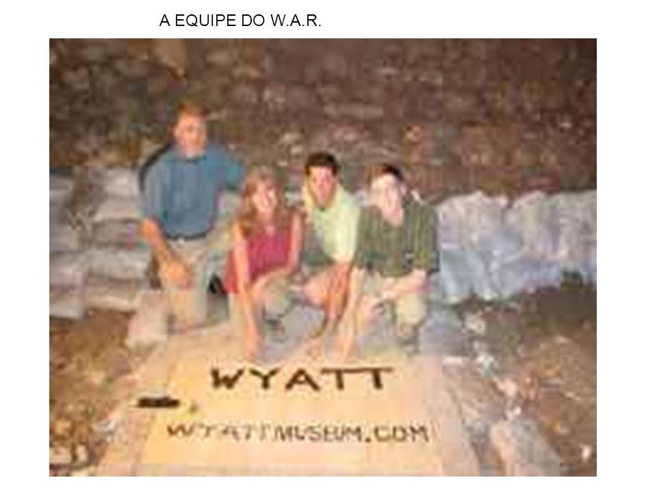 A EQUIPE DO W.A.R.