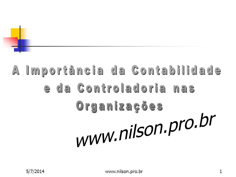 www.nilson.pro.br 5/7/20141www.nilson.pro.br