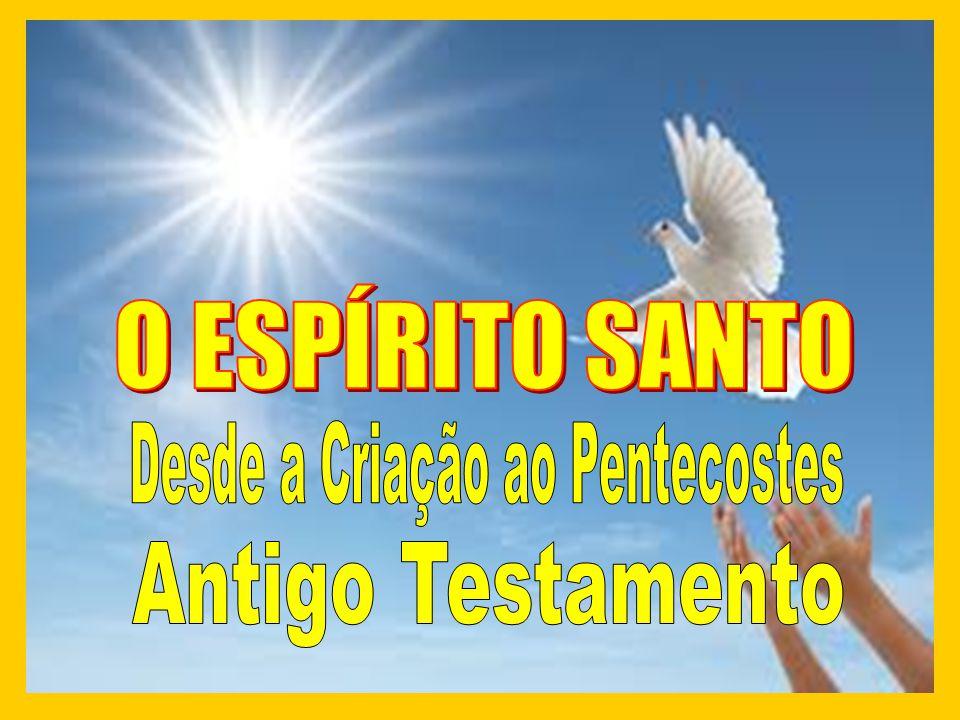 O Espírito é a presença pessoal de Deus, uma presença poderosa que estabelece ligações de comunhão entre Deus e as criaturas.