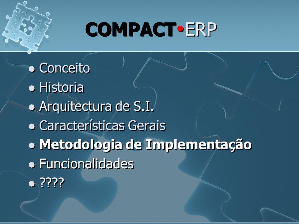  Conceito  Historia  Arquitectura de S.I.  Características Gerais  Metodologia de Implementação  Funcionalidades  ????  Conceito  Historia 
