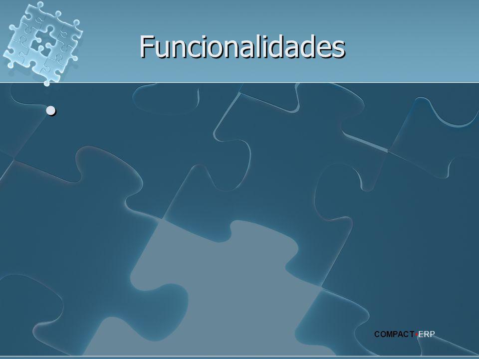 Funcionalidades   COMPACT  ERP