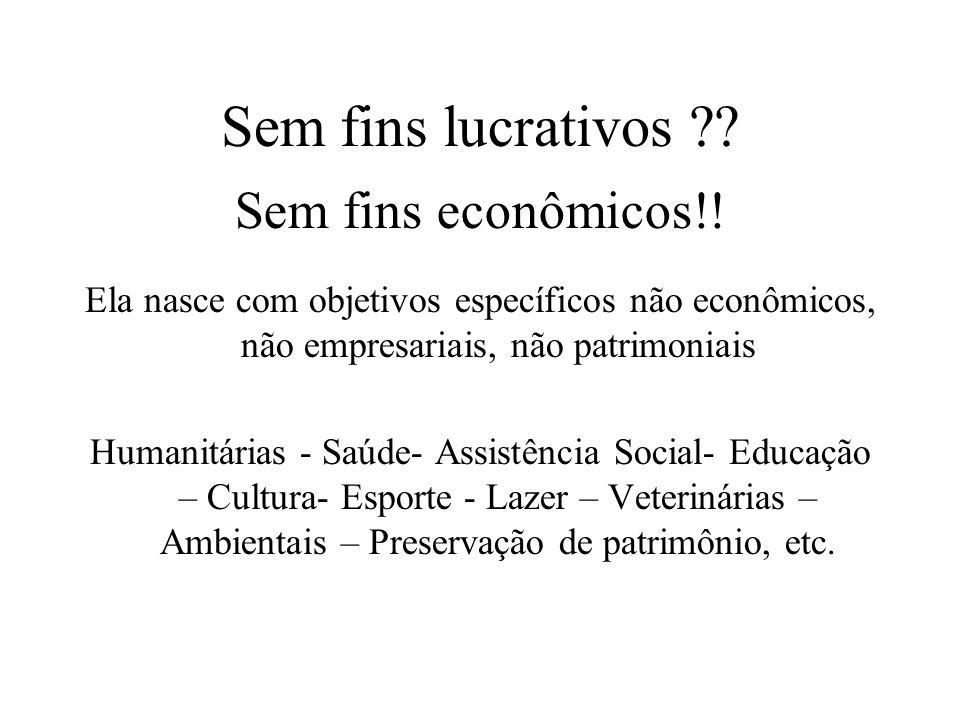 Regra Contábil Normas Brasileiras de Contabilidade Resolução 1409 de 21/09/2012 ITG 2002 – Entidades de Interesse Social Em vigor retroativamente jan/2012 Principais mudanças