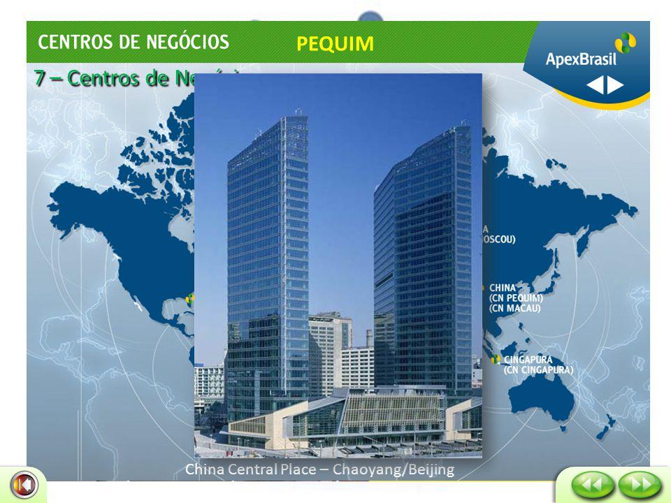 BRUXELAS PLATAFORMAS DE INTERNACIONALIZAÇÃO 7 – Centros de Negócios