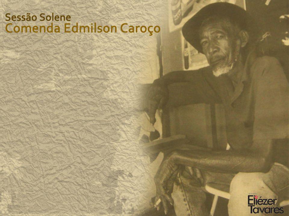 Edmilson Rodrigues Nascimento nasceu em 14 de Novembro de 1931.