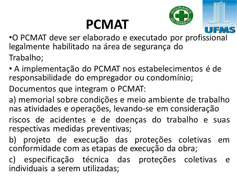 Plataformas e fechamento periférico • Em edifícios com mais de quatro pavimentos é obrigatória a utilização de plataformas de proteção.