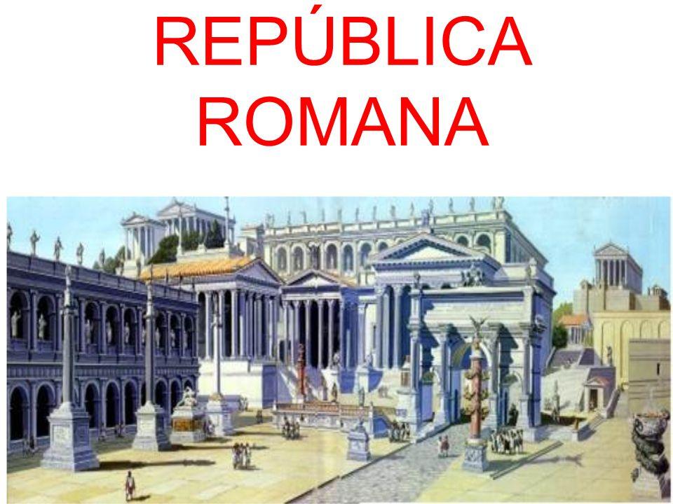 • V-III a.C.∟ península itálica • 264-146 a.C.