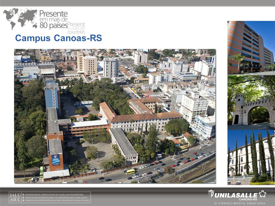 Homepage – www.unilasalle.edu.br/canoas